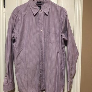 Gap men's size large long sleeve Button down top